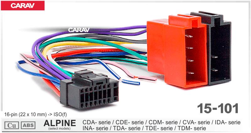 CARAV 15-101